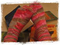 Simply Ginny Socks