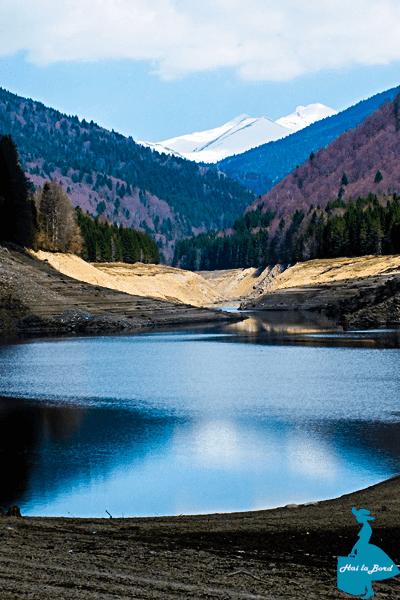 lacul vidraru cabana cumpana