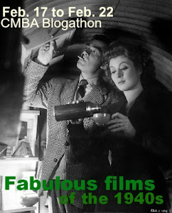 CMBA Fab Films of the 40&#39;s Blogathon