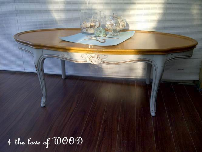 4 The Love Of Wood A Newbie A Mom With Mad Skills And The Photographer Beach Cottage Tables