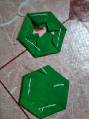 Cara Membuat Pua Tampung Seribu
