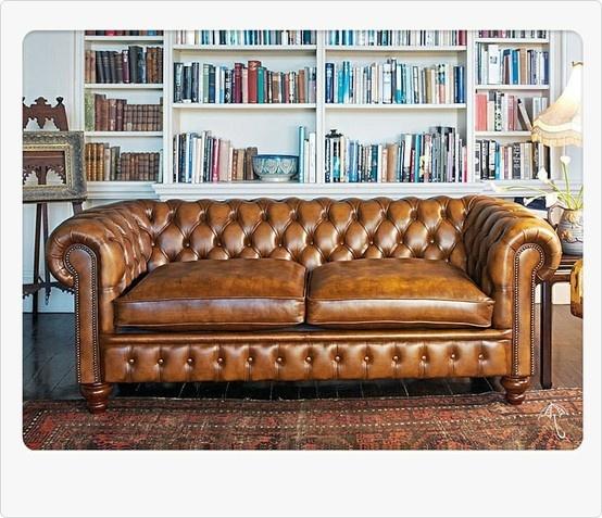 Heir and space chesterfield sofas - Sofas de estilo ingles ...