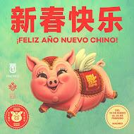 AÑO NUEVO CHINO: Hasta el 24 de febrero