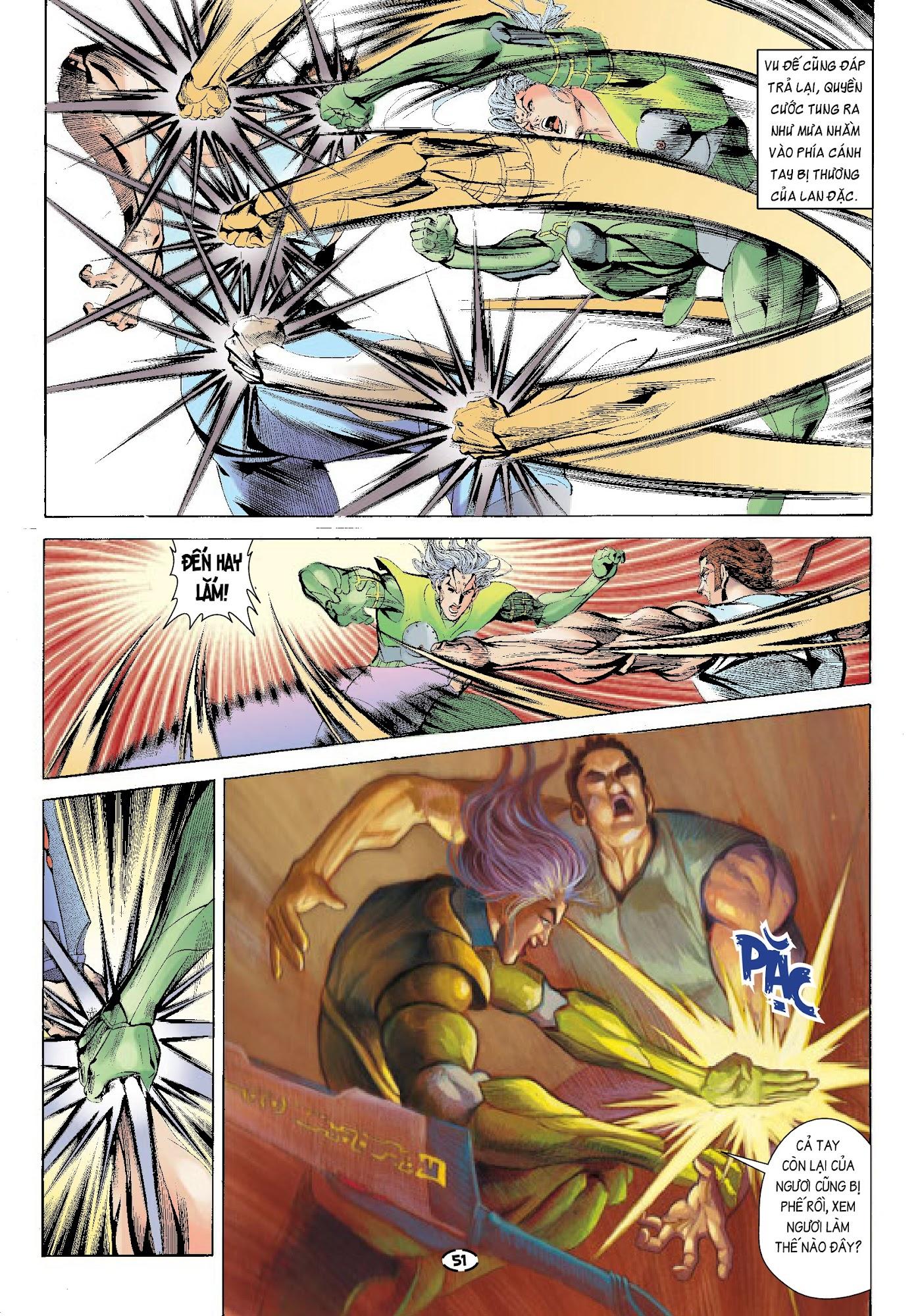 Đại Kiếm Sư Chap 32 - Trang 15