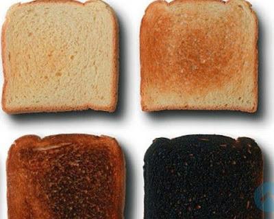 Roti Panggang Ternyata Bisa Menyebabkan Kanker