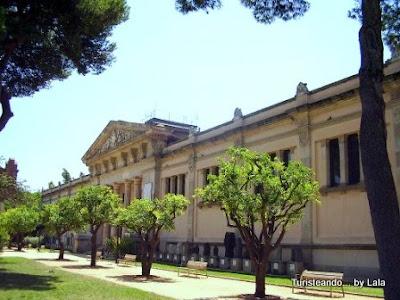 museo geologia barcelona