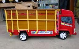Bahan - Bahan yang Digunakan untuk membuat mainan mobil mobilan :