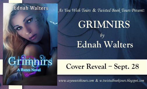 Cover Reveal: Grimnirs by Ednah Walters