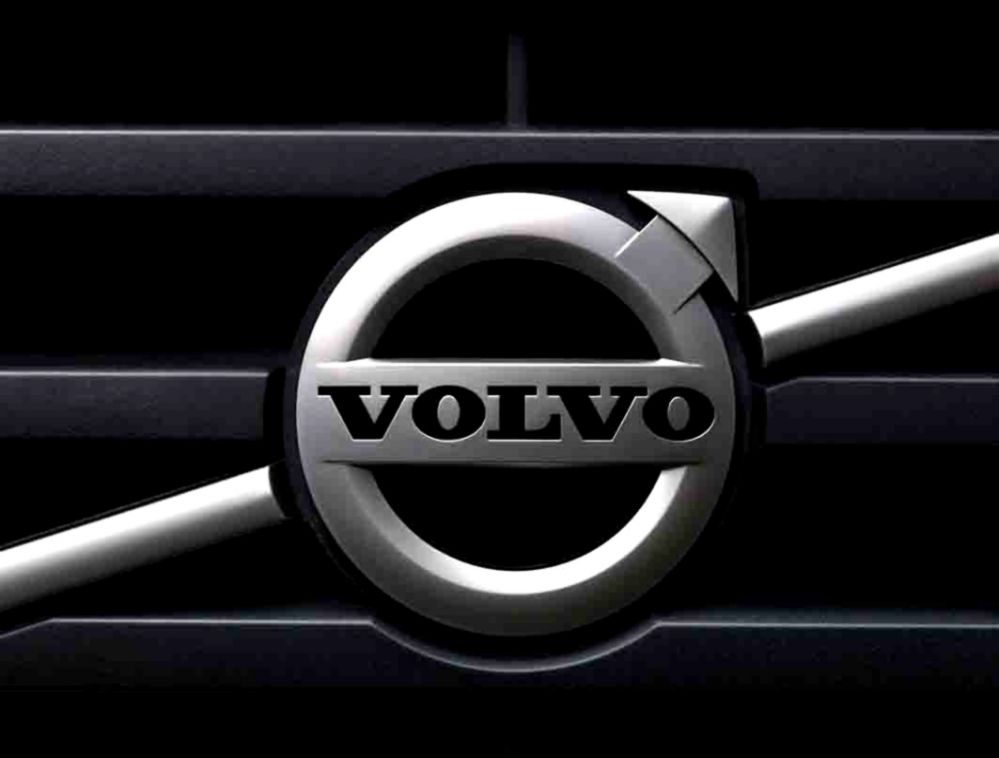 Volvo Logo Wallpaper Best Wallpaper Background