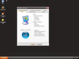 Descargar Windows XP Service Pack 3 Unattended Edition UE 7 Español