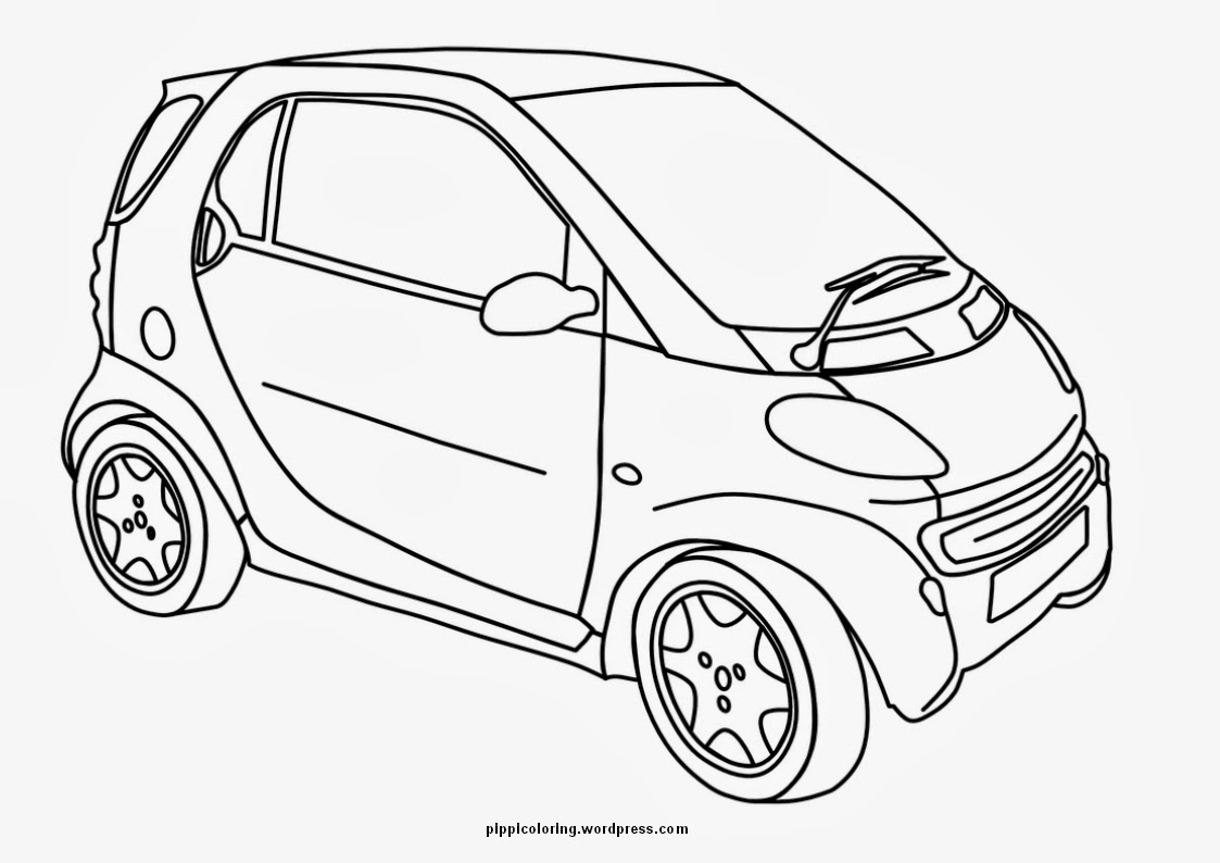 Cars coloring books - Cars Coloring Book Online Coloring Cars Online Free Smart Coloring Pages Smart Printable Pages A