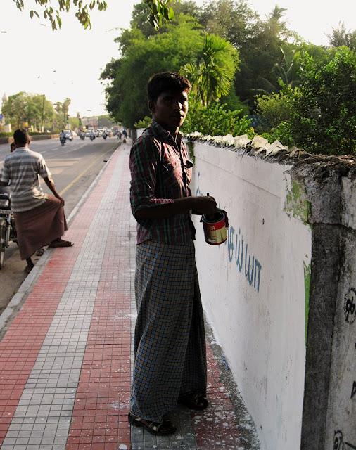 wall painter in Chennai