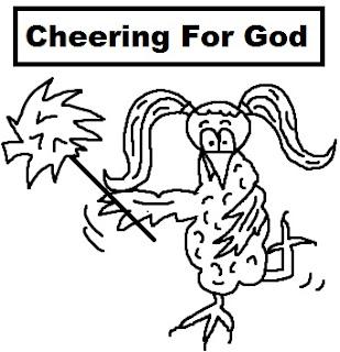 Cheerleader Clip Art Turkey