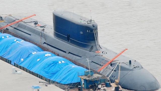 Type 039B SSK
