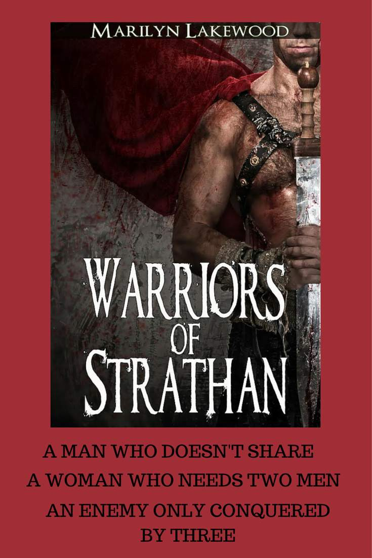 Warriors of strathan by marilyn lakewood blog tour four chicks website httpmarilynlakewood fandeluxe Choice Image