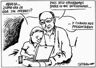 Vida sin Internet (JR Mora)