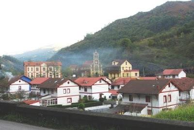 Mieres, poblado de Bustiello