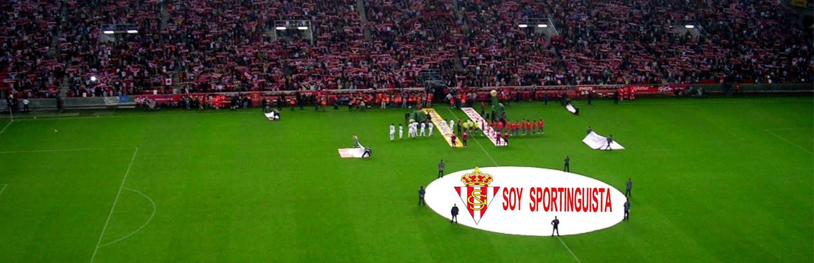 Soy Sportinguista. Noticias, fichajes, videos y fotos Sporting de Gijón y de la Liga Smartbank