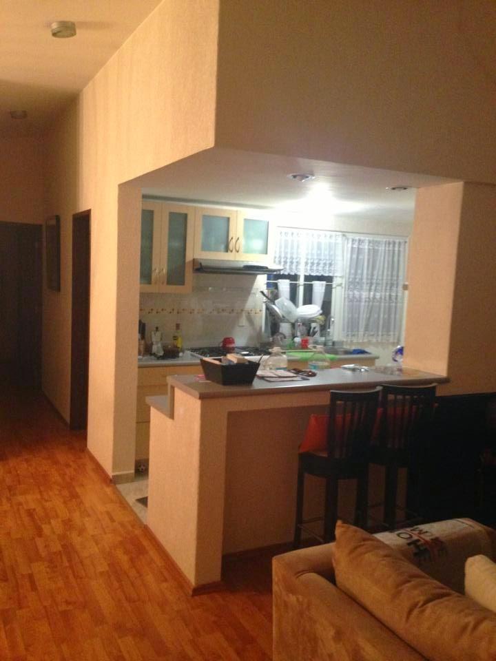 Decandyou ideas de decoraci n y mobiliario para el hogar - Cocinas pequenas abiertas al salon ...