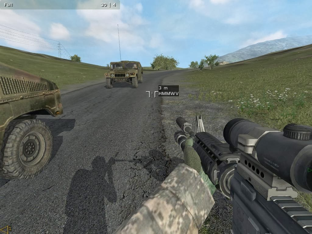 Arma Armed Assault Screenshots