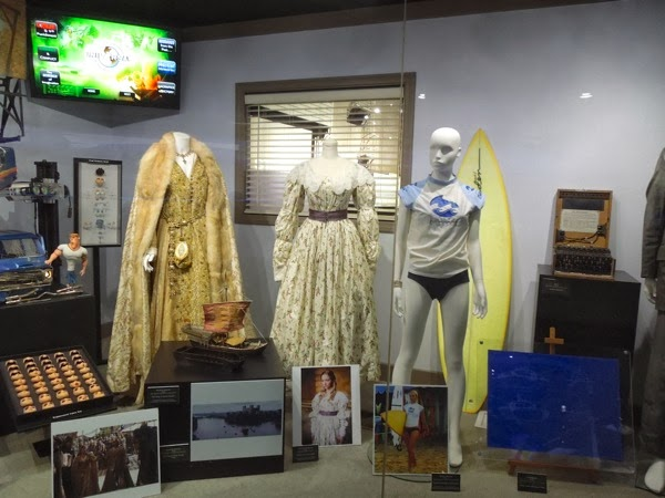 Original Universal Studios movie costume props