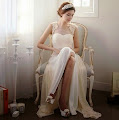 Elegant Lace Floral Top Black Beauty Evening Dress