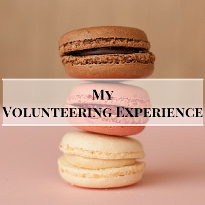 my volunteering experience