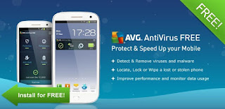 AVG Antivirus FREE for Android 3.1