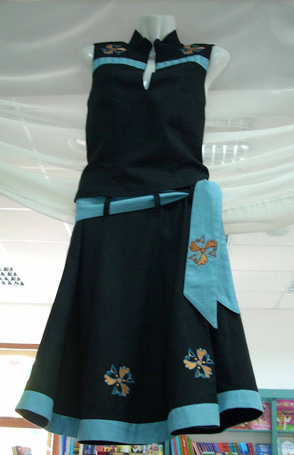 Колекція одягу Писанка Ярини Жук, Західна Україна