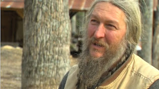 Eustace Conway, mountain man, mountain men, Bob Buckley, Buckley Report, Fox 8, WGHP, government