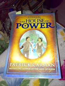 The House of Power by Patrick Carman