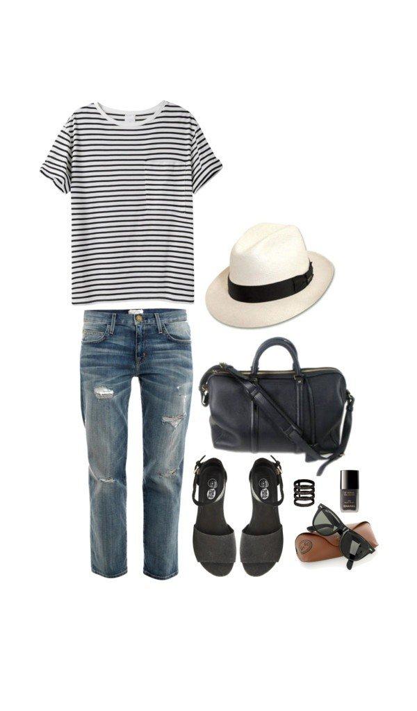 Los mejores outfits para irse de viajes | Belleza y Moda