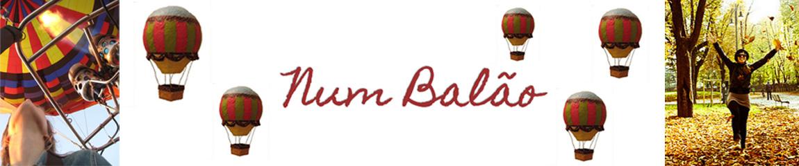 Num Balão