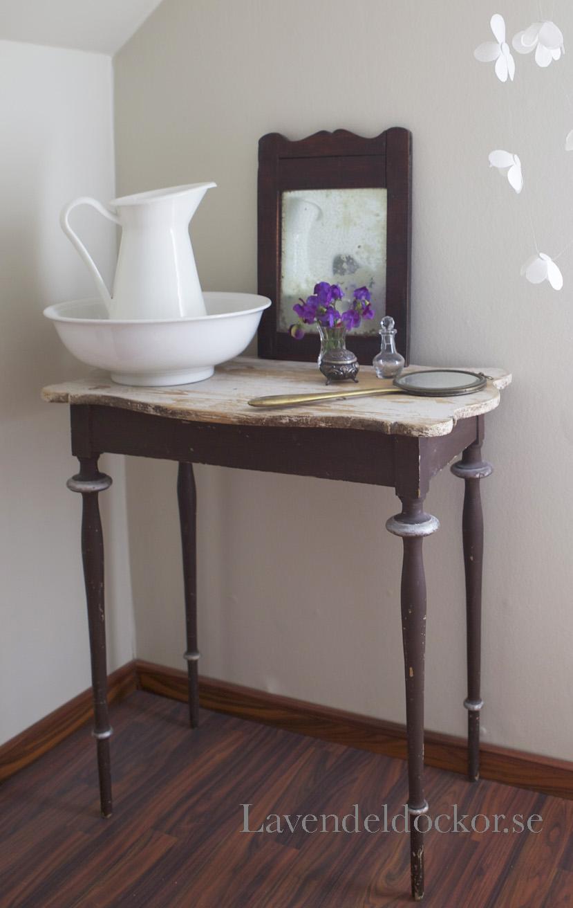 byrå speglar ~ lavendeldockor gamla speglar