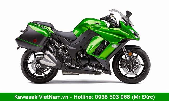 Bảng giá xe Kawasaki tại Việt Nam