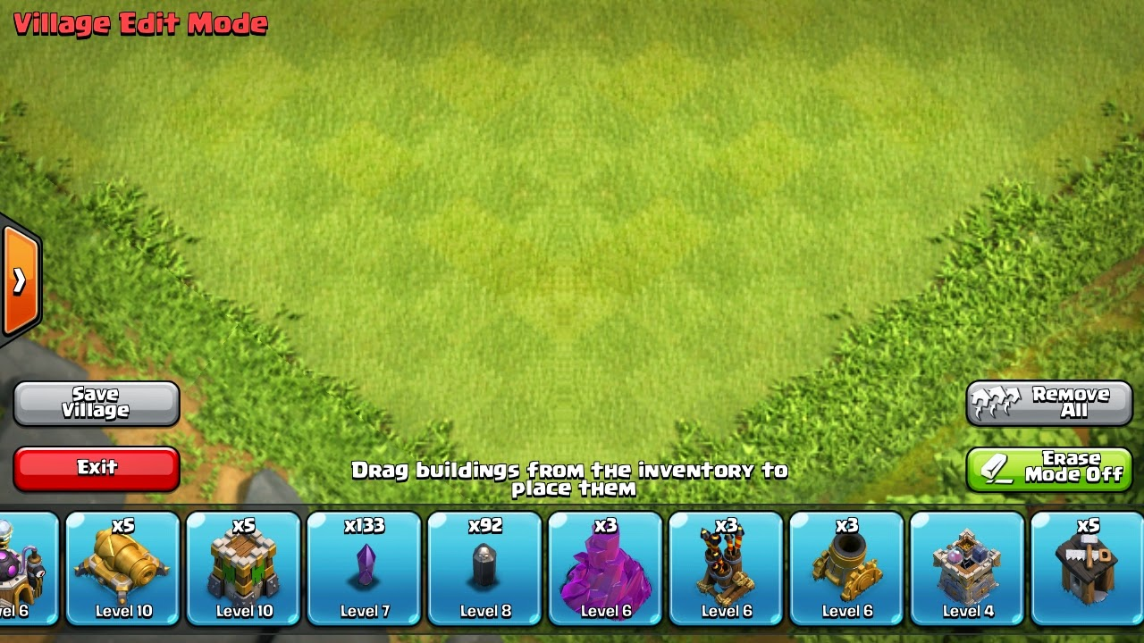 Seekmanfiles Hidden Symbols In Clash Of Clans