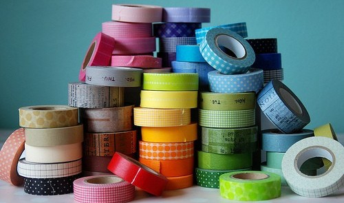 """Introducing Washi Tape"" Blog Candy"