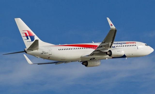 Penerbangan MH132 Malaysia Airlines dilapor menuju haluan yang salah