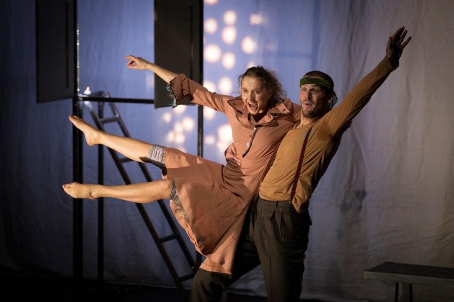 spettacoli di teatro a Milano: neverland al Sala Fontana il 9 maggio 2014
