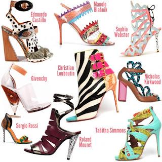 Trend Sepatu Terbaru 2013 Model Sepatu Wanita 2013 Yang Lagi Musim Saat Ini