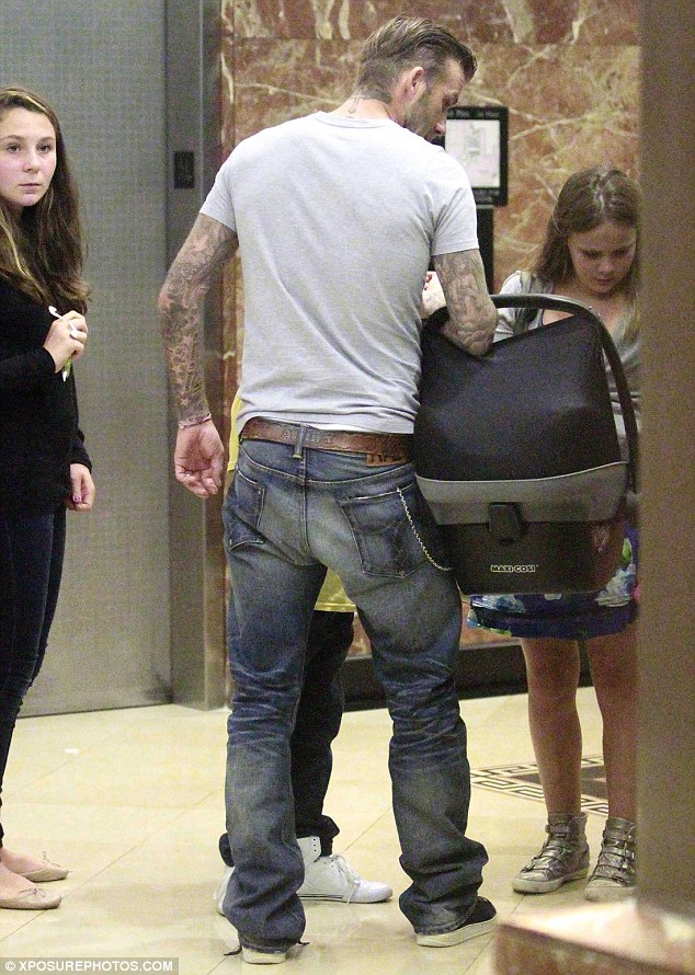 David Beckham's 25 Most Stylish Looks - GQ