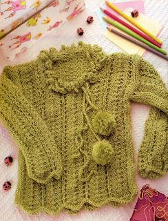 Suéter para un niño