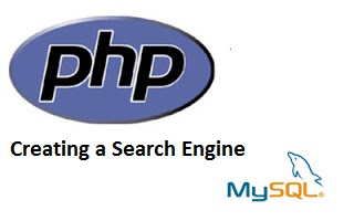 search engine in PHP