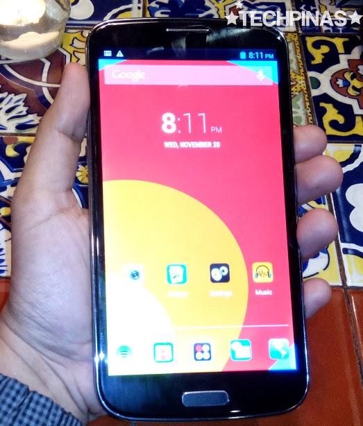 O+ Fab Elite, O+ 6.5, O+ Android Phablet