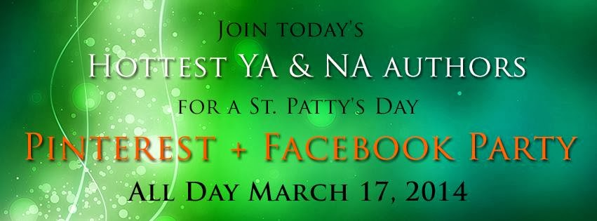 YA/NA St. Patty's Day Pinterest & Facebook Party!