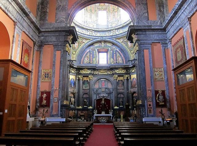 Lugares Sacros: Iglesia de san Andrés Madrid