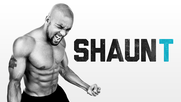 shaun t he is really t...
