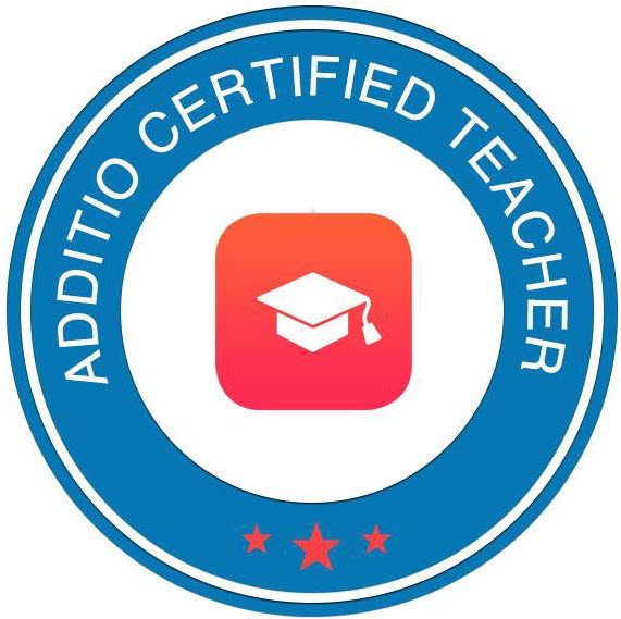 Additio Certified Teacher
