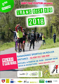 Trans'Oise 100 - Edition 2018, le 1/05/2018