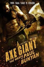 Ver Axe Giant: The Wrath of Paul Bunyan (2013) Online